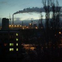 Город просыпается :: Николай Филоненко