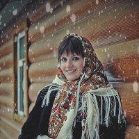 Красавица! :: Inna Sherstobitova