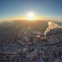 Ядерный закат :: Денис Сидорочев