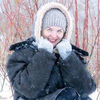 зима :: Михаил Шпигельман
