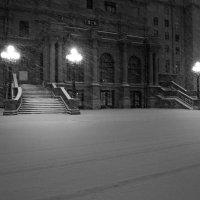 Оперный зал Народного дома, или «Мюзик-Холл» :: Сергей Зыков