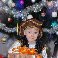 маленький пират :: Валерия Бунак