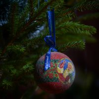 Санкционный шарик. :: Валерий Чернов