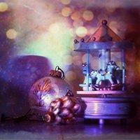 Карусель до Нового года :: Ирина Сивовол