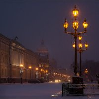 А снег идет... :: LudmilaV ***