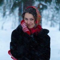 Среди мятущегося снега :: Павел Белоус