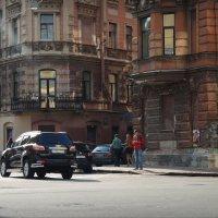 """""""брожу ли я вдоль улиц шумных...""""(П.) :: sv.kaschuk"""