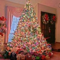 С Новым годом и Рождеством Христовым. :: Татьяна Пальчикова