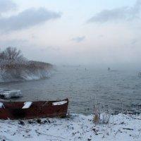 ...холодно... :: Александр Герасенков
