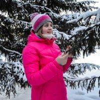 Зимние походы. :: Света Кондрашова