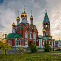 храм на Красном Камне,  4 :: Александр Поборчий