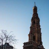 Вид на Богоявленскую колокольню :: Kasatkin Vladislav