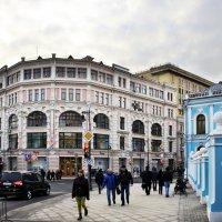 Московские улочки :: Viktor Pjankov