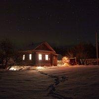 новогодний домик :: Седа Ковтун
