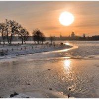 Холодное солнце России :: Алексей Михалев