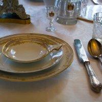 Посуда семьи Николая II :: Владимир