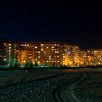 Зимняя панорама :: Кирилл Колосов