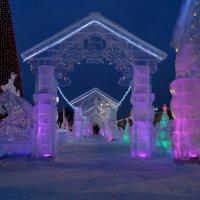 Ледовый городок :: Александр Смирнов