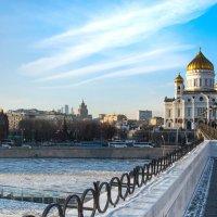 Храм Христа- спасителя. :: Геннадий Пынькин
