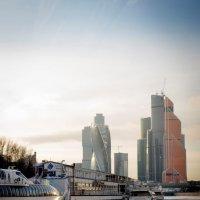 Москва-Сити :: Елизавета Ск