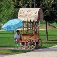 Киоск в парке :: Вера Щукина