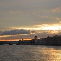 Восход :: Екатерина Харитонова