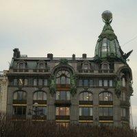 Дом Зингера. :: Валентина Жукова
