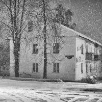 ...шёл снегопад... :: Ольга Нарышкова