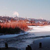 холодно... :: Юрий Гайворонский