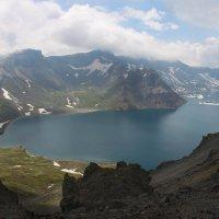 Небесное озеро. :: Мила
