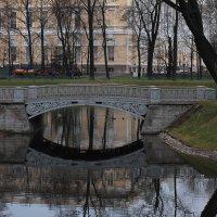 Мостик :: Светлана Печорина