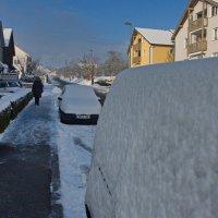 Первый снег :: Вальтер Дюк