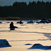Зима :: Геннадий Рублёв