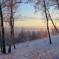 Закат над Сюгенью. :: Наталья Юрова