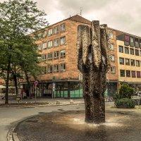 фонтан в Нюрнберге :: Сергей Цветков