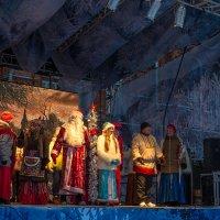 Новогодние гуляния во Владимире :: Сергей Цветков