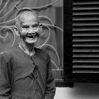 Улыбка счастливого человека... :: Иван Клёц