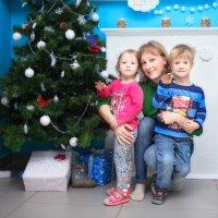Чудесная семья :: Anna Lipatova