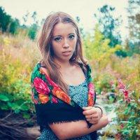Летом у реки :: Galya Chikunova