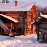 Короткий северный день :: Елена Третьякова