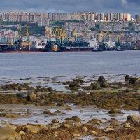 Мурманск – город с неповторимым лицом. :: kolin marsh