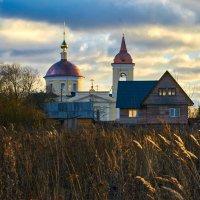 Церкви Подмосковья.Продолжение. :: Андрей Куприянов