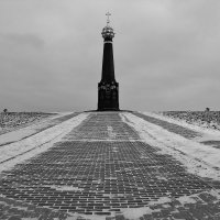 Бородино 1 января :: Евгений (bugay) Суетинов