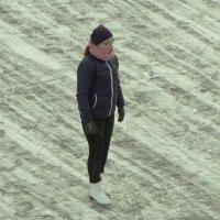 выход на лёд... :: Михаил Жуковский