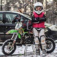 Маленькая чемпионка :: Валерия Потапенкова