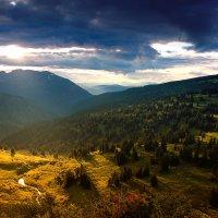 Саянский закат :: Артур Миханев