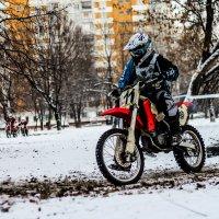 Девушки в мотоспорте :: Валерия Потапенкова