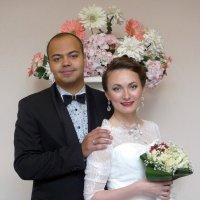 Жених и невеста *** Bride and groom :: Александр Борисов
