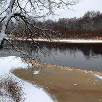 А берег слушал созреванье льда... :: Лесо-Вед (Баранов)