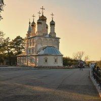 Вечерний свет :: Александр Гурьянов